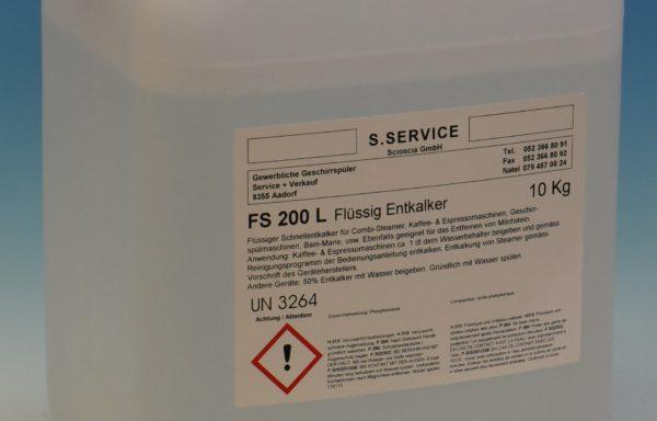 FS200 L / Flüssig Entkalker