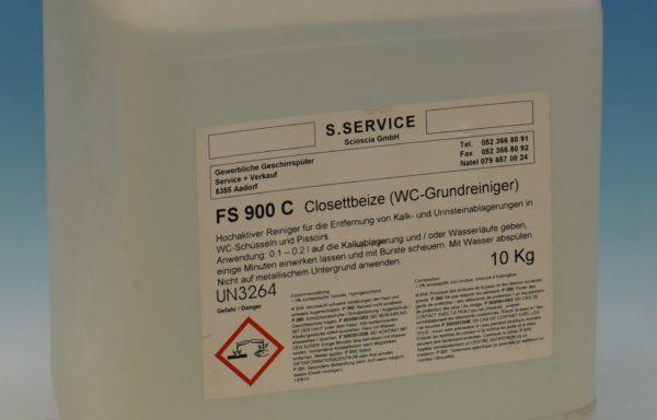 FS900 C / Closettbeize