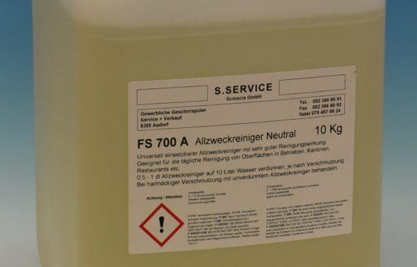 FS700 A / Allzweckreiniger