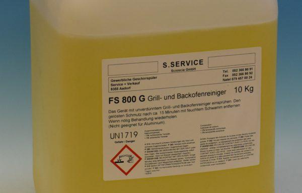 FS800 G / Gril-und Backofenreiniger