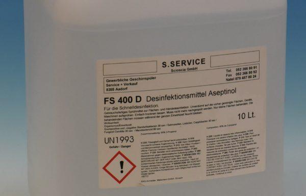 FS400 D / Desinfektionsmittel