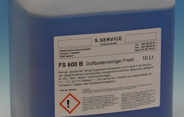 FS600B / Duftbodenreiniger Fresh