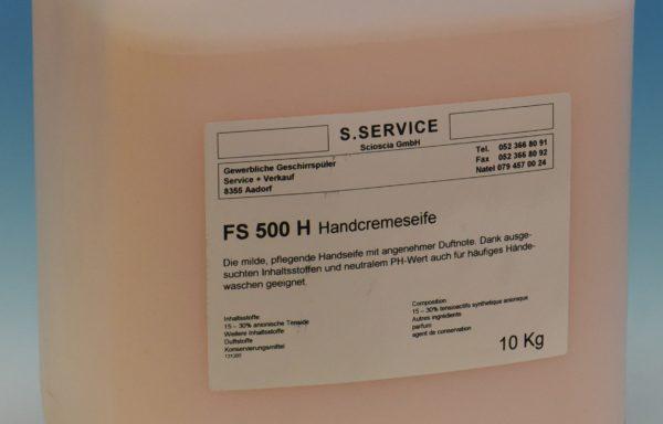 FS500 H / Handcremeseife