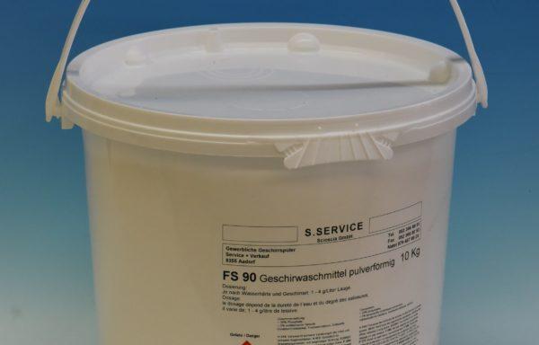 FS90 / Geschirrwaschmittel Pulverförmig