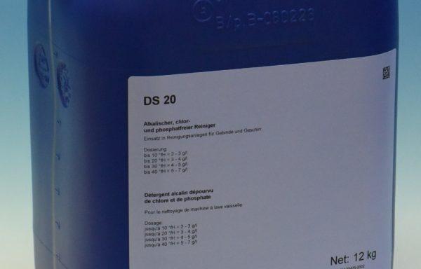 DS20 / Geschirrwaschmittel Chlorfrei