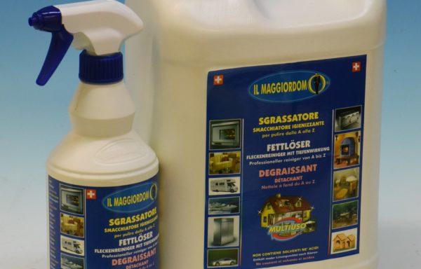 IL MAGGIORDOMO / Fettlöser und Reiniger