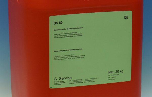 DS80 / Glanztrockner