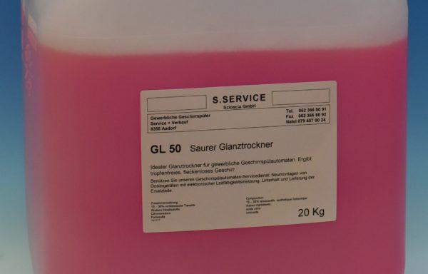 GL50 / Glanztrockner