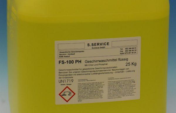 FS100 PH / Geschirrwaschmittel mit Chlor