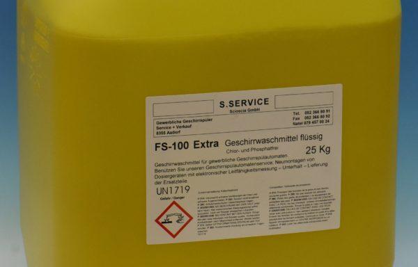 FS100 Extra / Geschirrwaschmittel Chlorfrei